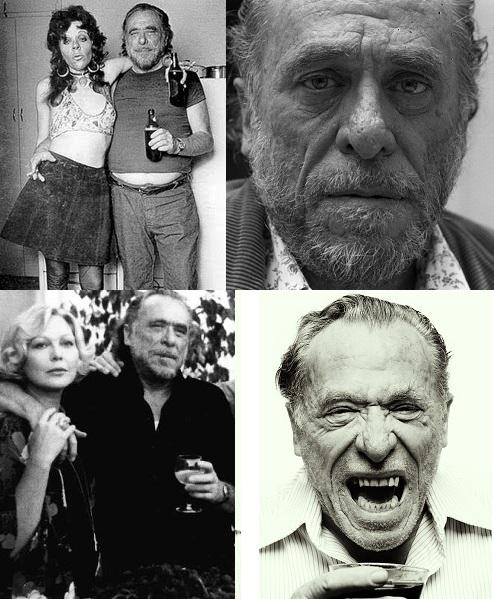 many faces of bukowski personality