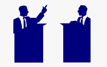 Argumentative personality types (ENTJ, INTJ, INTP, ENTP and ESTJ)