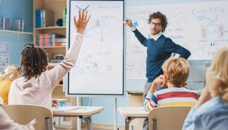 enfp man teacher